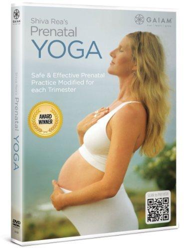 Prenatal Yoga by Shiva Rea