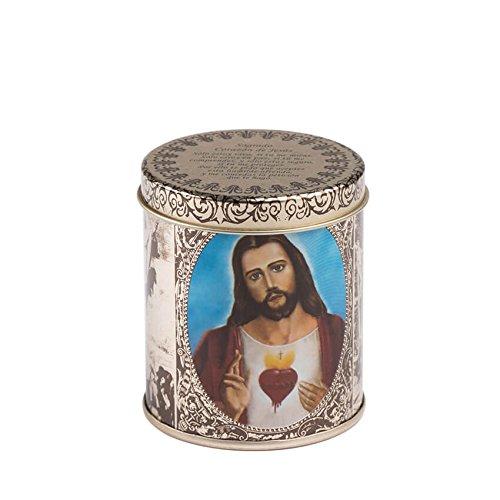 FANMEX - Fantastik - Vela aromática Religiosa en Estuche de Metal (Sa