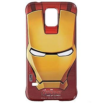 Official Marvel Superhero Slim Hardshell Case for Samsung Galaxy S5 - Iron Man