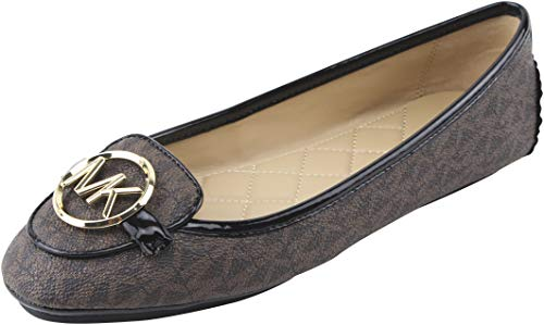 Top 10 best selling list for michael kors shoes fulton quilted ballet flats