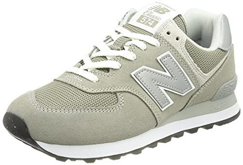 New Balance 574 V2 Core, Baskets Homme, Grey, 43 EU
