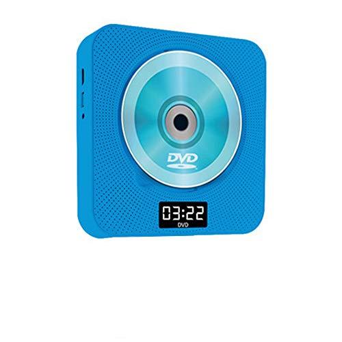 XISEDO Externes DVD Laufwerk CD/DVD Ladegerät CD/DVD RW Burner Writer Drive DVD ROM Player External CD RW DVD RW/CD RAM/DVD RAM Drive for Autoradio TV (blau)