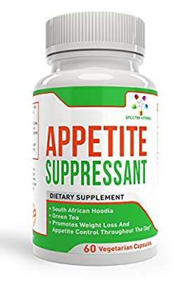 Appetite SUPPRESSANT Natural Supplement to Help You Control Appetite and Promote Weight Loss