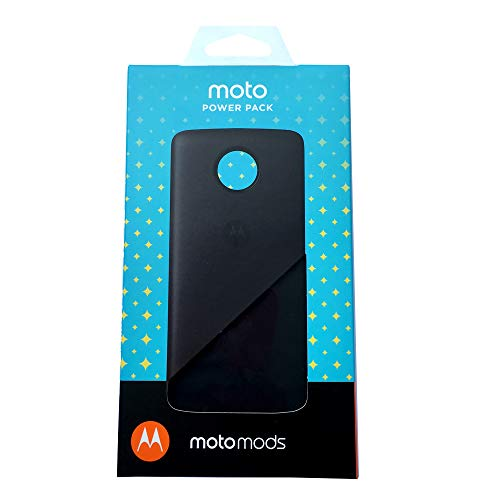 Moto Power Pack for Motorola Moto Z4 Z3 Play Z2 Force Z Droid Phone Additional Battery case, mods Style Shell Cover