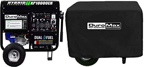 Duromax XP10000EH 10000 Watt Dual Fuel Hybrid...
