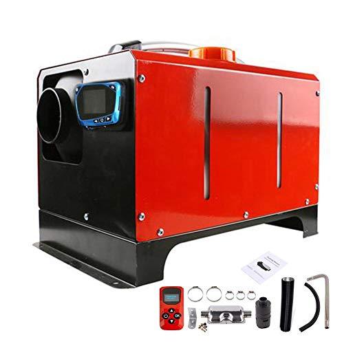 Preisvergleich Produktbild jinclonder 2019 Upgraded Diesel Air Heater Standheizung,  5KW 12V / 24V All-in-One-Diesel Standheizung LCD-Bildschirm-Schalter und Fernbedienung