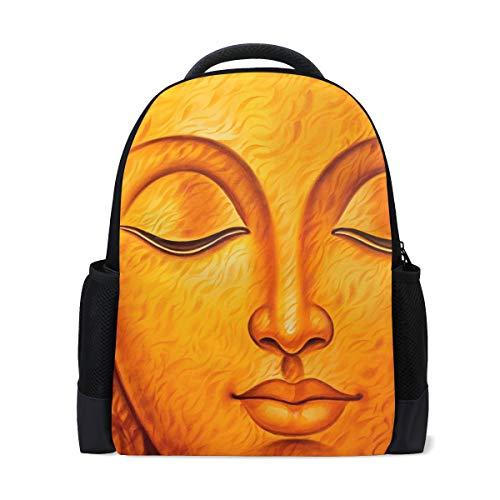 FANTAZIO mochila Buddha mochila escolar