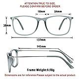 Zoom IMG-2 lifeart occhiali anti luce blu