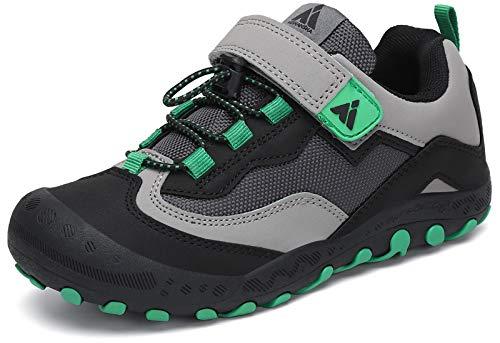 Mishansha Zapatos Niñas Zapatillas Senderismo Niños Bambas de Montaña Niña Calzado Trekking...
