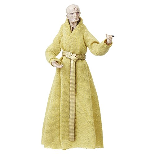 STAR WARS The Black Series Supreme Leader Snoke Figura