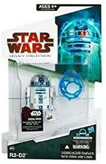 Star Wars 2009 Legacy Collection BuildADroid Action Figure BD No. 29 R2D2 Restraining Bolt Jawa Stun Net