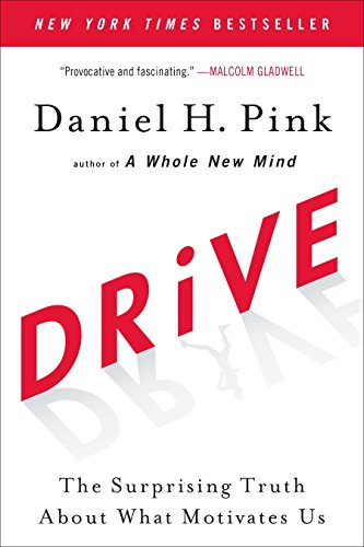 Real Estate Investing Books! - Drive: The Surprising Truth About What Motivates Us