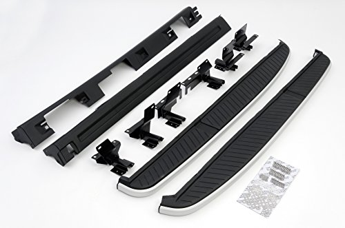 Price comparison product image Side Steps OE style Running boards (with New Pre-Cut Sills)