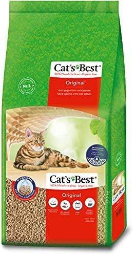 Cat's Best Original Katzenstreu Bild