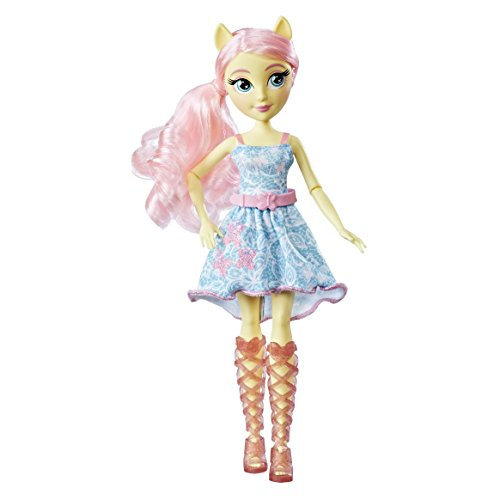 My Little Pony Equestria Bambina Fluttershy Stile Classico Bambola