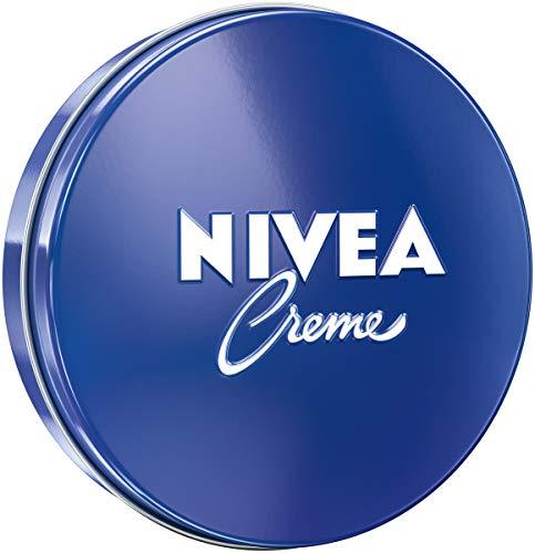 NIVEA Creme Dose Universalpflege (150 ml), klassische Feuchtigkeitscreme für alle Hauttypen, reichhaltige Hautcreme mit pflegendem Eucerit