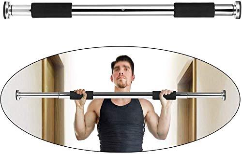 zaizai Türhubstange 62-100 cm Einstellbare multifunktionale Fitness-Tür Türkinn Horizontale Fitnessgeräte für das Heim-Fitnessstudio Maximale Lagerung: 100 kg