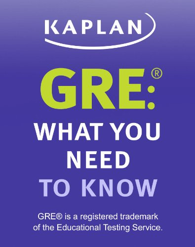 GRE: What You Need to Know: An Introduction to the GRE Revised General Test (Kaplan Test Prep) (English Edition)