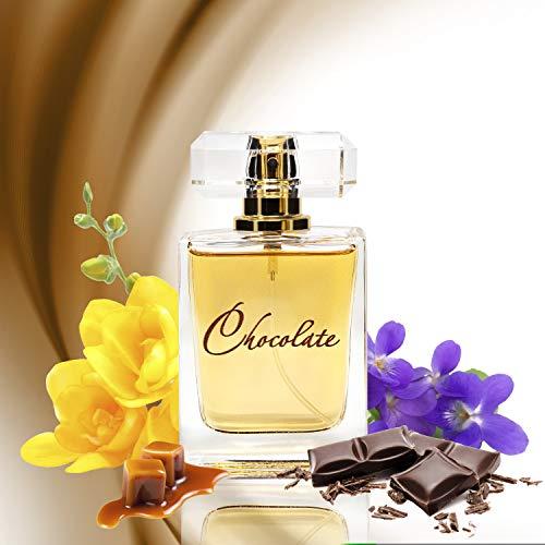 CHOCOLATE Parfum de Toilette für Damen 50 ml (1.7 fl.oz.) – Ein süßer gourmet Duft von SERGIO NERO