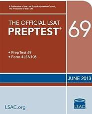 The Official LSAT PrepTest 69: June 2013 LSAT (The Official LSAT PrepTests)