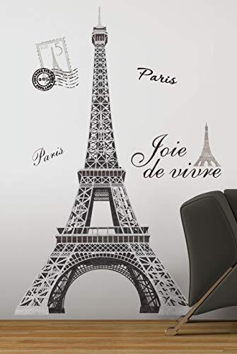 RoomMates 54272 Eiffelturm
