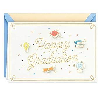 Hallmark Signature Graduation Card  Happy Graduation