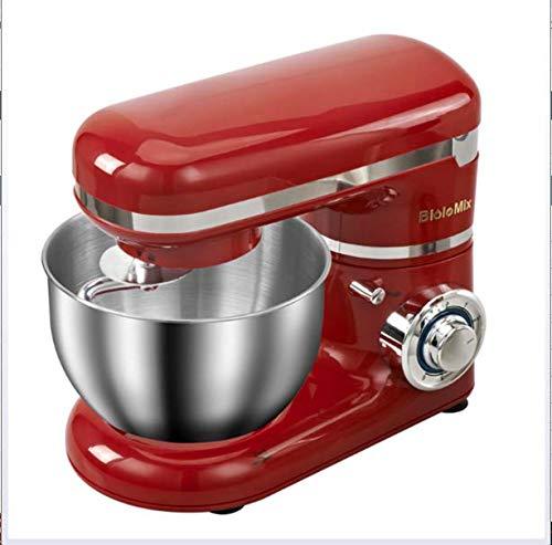 1200W 4L Roestvrijstalen Kom Mixer Cream Egg Klop Blender Cake Brooddeeg Mixer Maker Machine Huis Chef Machine Deeg Mixer