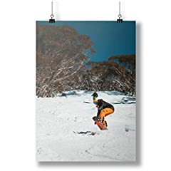 Rolled and shipped in a strong cardboard tubing Heavyweight Satin photo paper Stunning high quality print Posters are true to size Good for framing