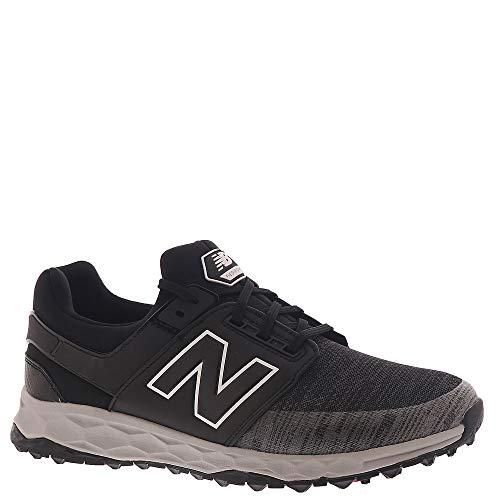 New Balance Men's Fresh Foam LinksSL Golf Shoes, Black, 7.5, D