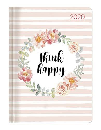 Agenda Settimanale 2020 Ladytimer 'Think Happy' 10.7x15.2 cm