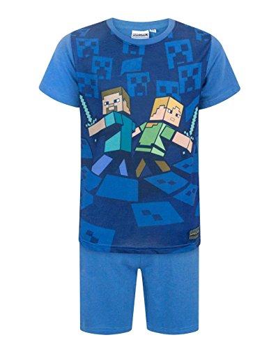 Minecraft Undead Boy's Pyjamas (10 Years)