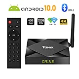 Android 10.0 TV Box, TX6S TV Box Allwinner H616 64bit Quad Core CPU