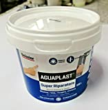 Beissier Aguaplast Super Reparador de masilla blanca en pasta nivel 500 gramos