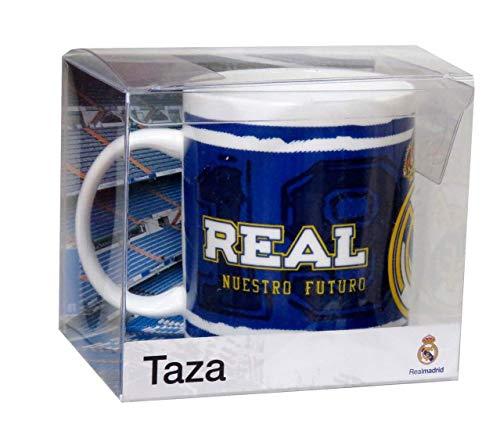 Real Madrid MG-35C-RM Taza de Cerámica en Caja