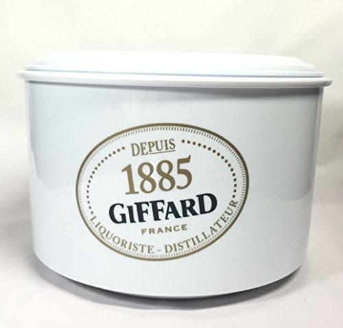 Giffard 1885 Eisbox 10l Weiß