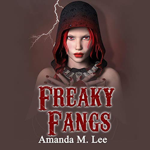 Freaky Fangs cover art