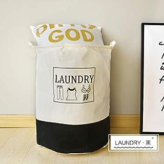 MJY Panier de blanchisserie multifonctionnel de panier de blanchisserie de fonction d'enfants de chambre à coucher impermé...