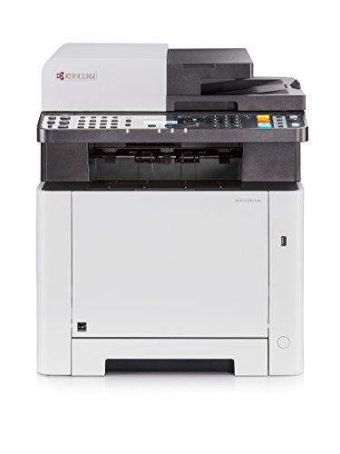 Kyocera Ecosys M5521cdw Stampante Wi-Fi Laser a colori: Stampa, Fotocopia, Scanner, Fax. Mobile Print via Smartphone