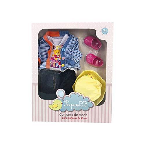 PequeBB Ropita para muñecos de 42cm