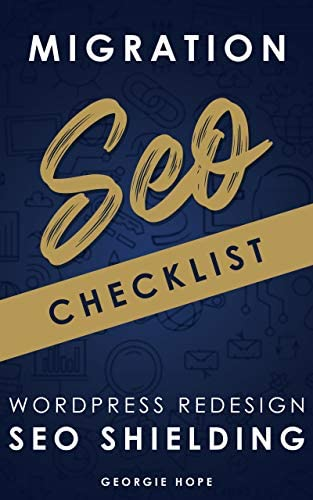 SEO Migration Checklist WordPress Redesign SEO Shielding Local Search Engine Optimization Website product image
