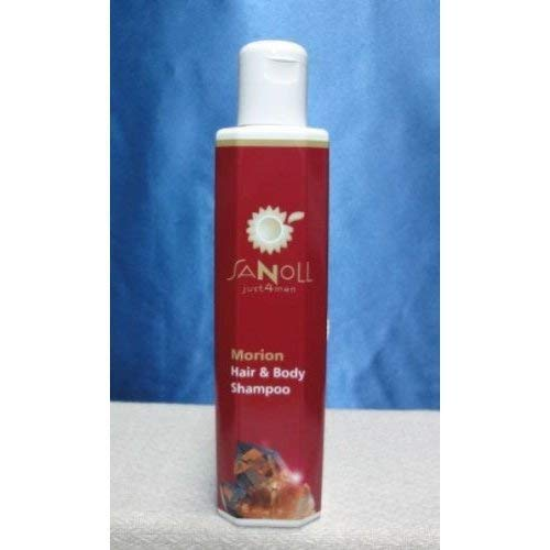 Sanoll Morion Hair and Body Shampoo 200 ml
