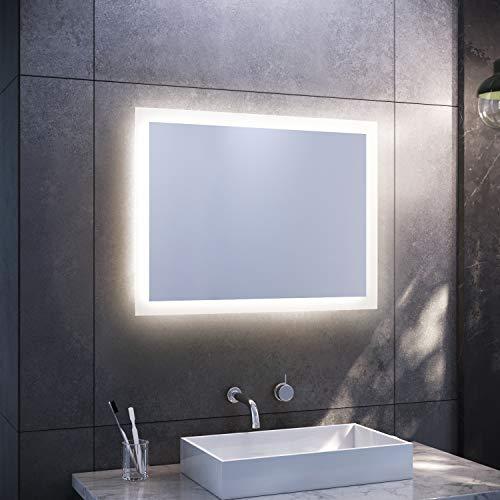 Espejos Decorativos De Pared Blanco espejos decorativos  Marca SONNI