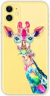 "Blingy's iPhone 11 (6.1 inch) Case, Newest Various Design Style Transparent Clear Soft TPU Protective Case Compatible for iPhone 11 6.1"" 2019 Release Multi"