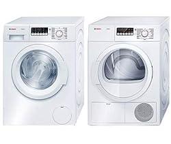 Bosch pair washing machine