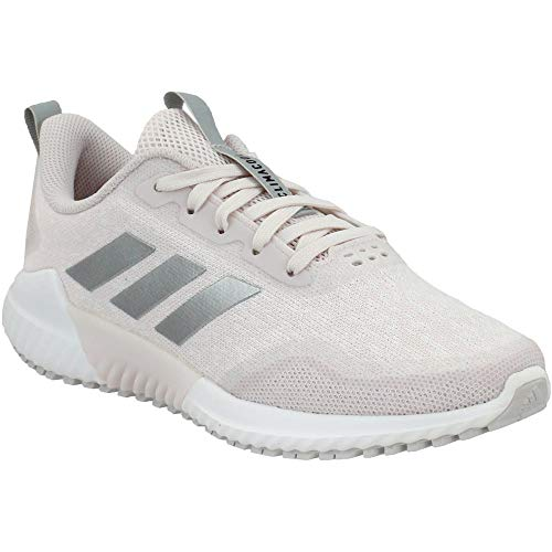 adidas Womens Edge Runner Running Sneakers Shoes - Pink - Size 8.5 B