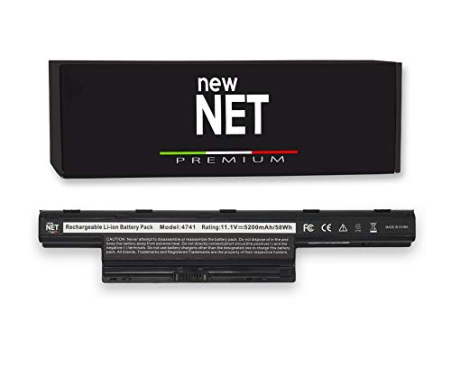 New Net Premium AS10D31 AS10D41 AS10D3E AS10D61 AS10D71 AS10D81 Battery for Acer Aspire 4250G 4350G 5741G / TravelMate/Emachines/Packard Bell