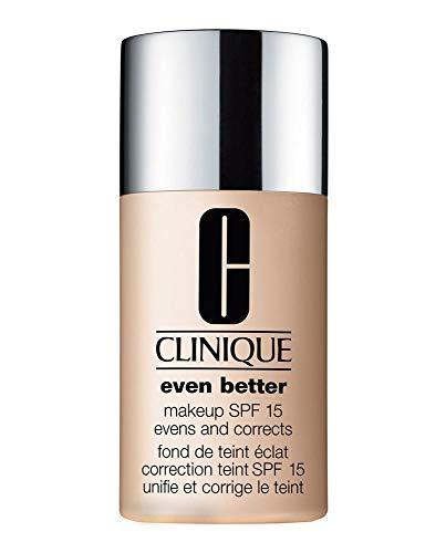 Clinique Even Better Makeup Broad Spectrum Spf15 Evens & Correct Foundation, 1 Ounce, Porcelain Beige