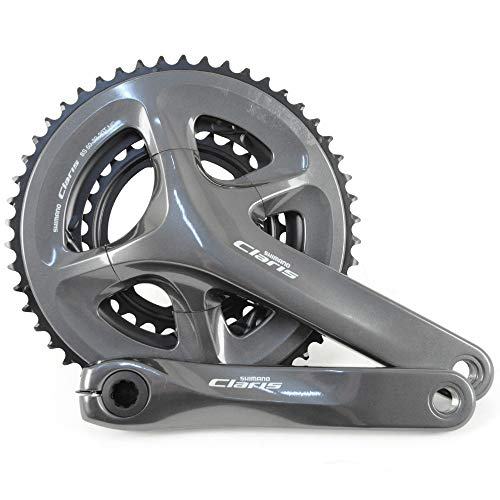 SHIMANO Claris 3x8-Speed Road Bicycle Crankset - FC-R2030