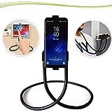 Green Cosy Support Téléphone Cou Haute Qualité - Modulable & Rotatif 360° - Magnétique - Bras articulé pour Smartphone