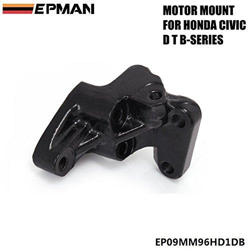 EPMAN For 96-00 Honda Civic/DEL SOL EK B16/B18 D To B Series Engine Swap Post Mount